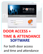 Fingertec Door Access Software Ingress