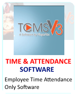Fingertec Time & Attendance Software TCMSv3